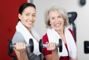 Senior Fitness Trainer